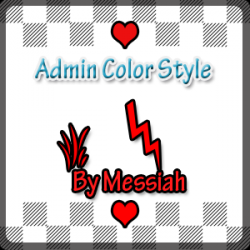 AdminColorStyle Screenshot